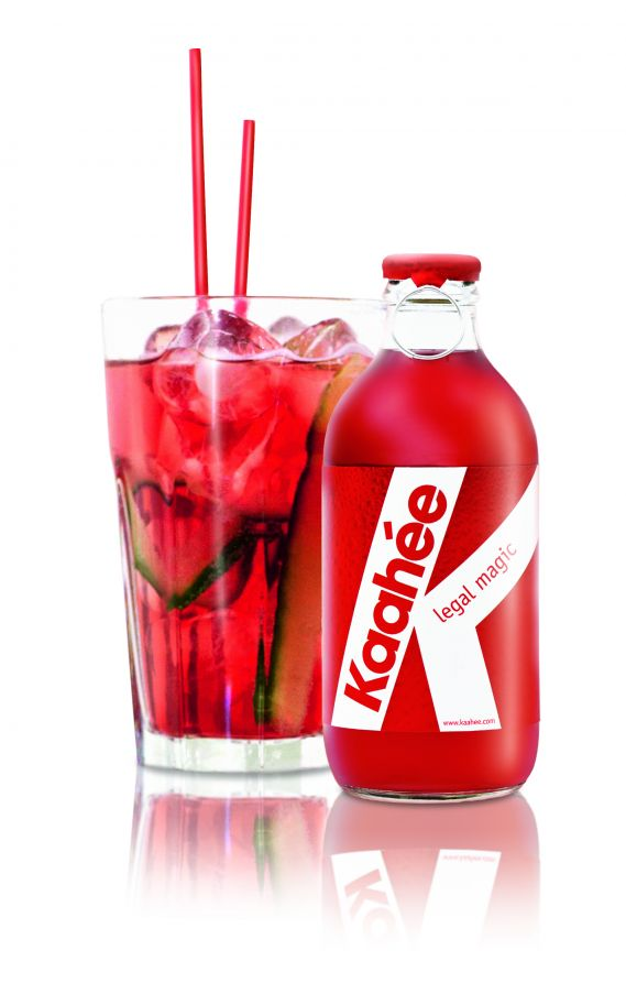 crowdfunding kaahée drink