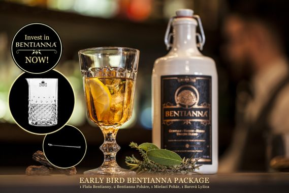 Bentianna Early Bird Promotion Banner Investment