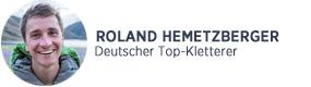 AUROCO - Roland Hemetzberger, deutscher Top-Kletterer