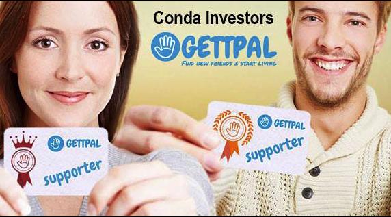 Conda Gettpal Supporter Event