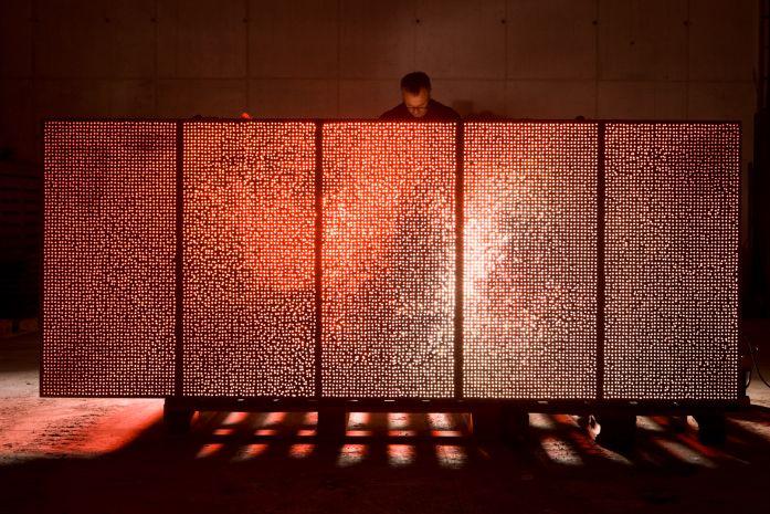 transluzente Fassade von LCT