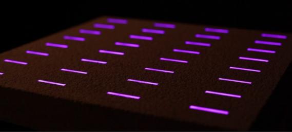 Lichtbeton von Crowdinvesting-Projekt LCT