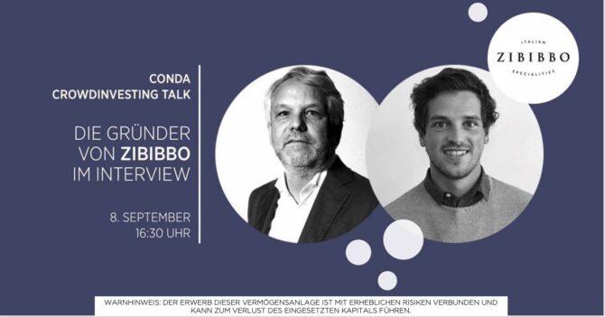 Crowdinvesting mit CONDA