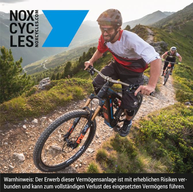 NOX Cycles - CONDA