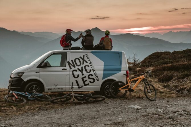 NOX Cycles - Bus - CONDA