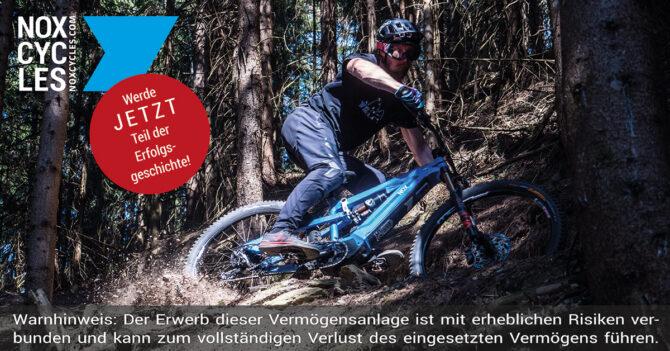 NOX Cycles - Werde Teil der Erfolgsgeschichte - CONDA