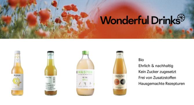 Wonderful Drinks - Teaser Bild - CONDA