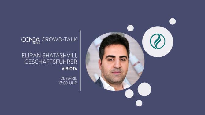 VIBIOTA CONDA Crowdinvesting