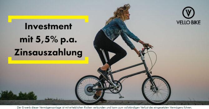 Vello - investieren - CONDA