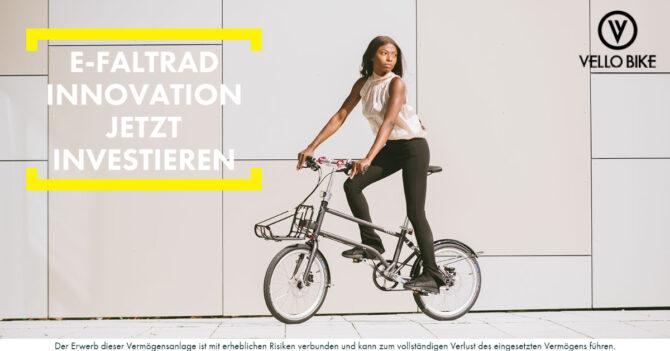Vello - Faltrad Innovation - CONDA