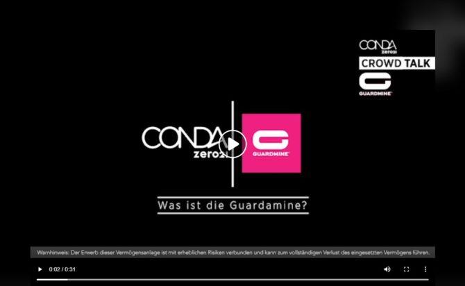 Der CONDA Crowd-Talk mit Ries Bouwman von Guardmine.