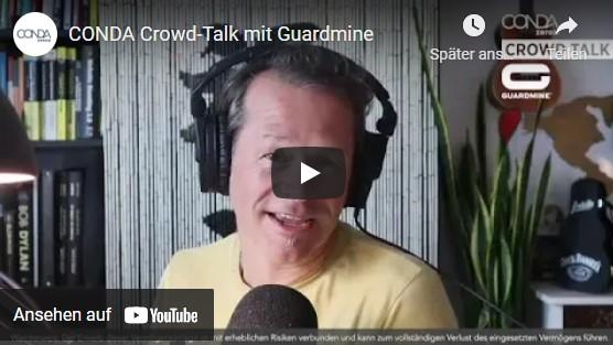 Guardmine - invetsieren mit Crowdinvesting