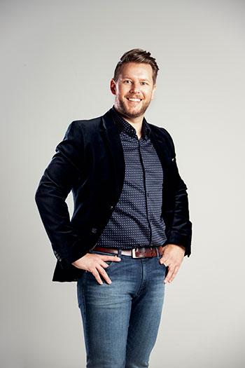 Patrick Üllen von zmartup Crowdfunding ist Partner von CONDA.