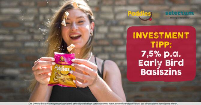 Top 5 Gründe für Investment in Paddies by Selectum