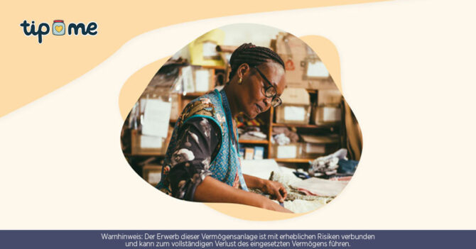 Mit CONDA Crowdinvesting in das social Impact Unternehmen tip me investieren.
