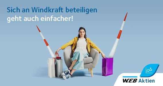 W.E.B startet in Kürze das öffentliche Angebot für Neue Aktien mit CONDA Technologie.