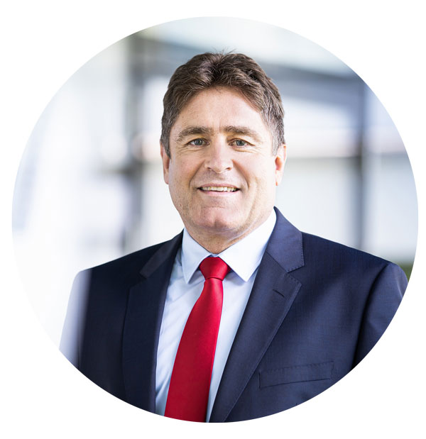 Frank Dumeier ist CEO der WEB Windenergie AG.