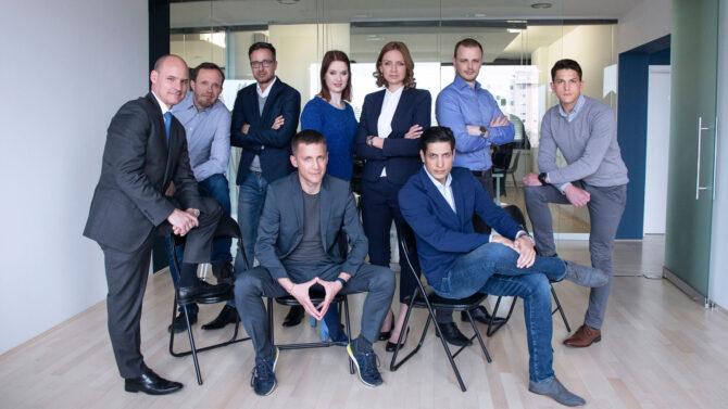 Das slowenische fintech Startup Borza terjatev entwickelt sich zum erfolgreichen Unternehmen!